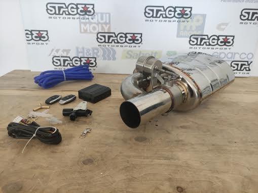 Panela Escape 63mm c/ Válvula Bypass