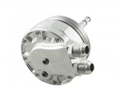 Tampa do filtro de óleo c/ portas sensor + conexões - BMW E36, E39, E46, E60