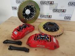 Kit Travagem D2-Racing 8 Pistões Toyota GT86 - Frente