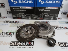 Kit Emb. reforçado Sachs +30% BMW 320D 136cv E46