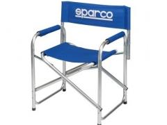 Cadeira Paddock Sparco Azul