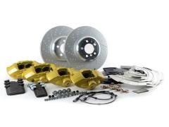 Big Brake Kit Bmw M Performance 4 Pistons 370mm –F20 F21 F23 F30 F31 F33 F34 F36