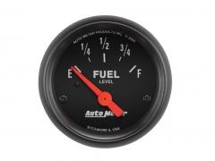 Manómetro Medidor Combustível Autometer 52mm