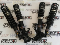 Coilovers Gaz Shocks Bmw e34