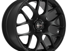 Butzi Rave Matt Black 18X9