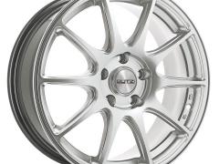 Butzi Acrab Shiny Silver 15X6,5