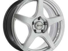 Butzi Iron Shiny Silver 15X6,5