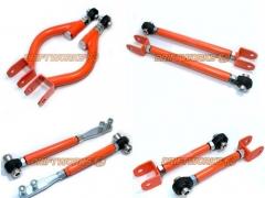 Conjunto de braços traseiros c/ reg. Nissan S14 e S15