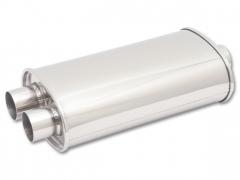 "Panela Vibrant 76mm (3"") - 2x 63mm (2.5"")"