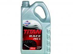 Óleo Fuchs Titan Race Pro S 5w40 5 Litros