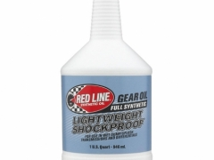 Valvuline Red line 75W140 LIGHTWEIGHT