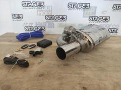 Panela Escape 76 mm c/ Válvula Bypass