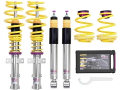 Coilovers KW Variant 2 RENAULT MEGANE III COUPE