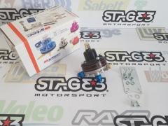 Regulador Pressão combustivel - Sytec Preto