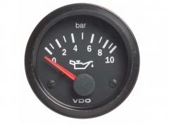 Manómetro Pressão Óleo VDO 0-10 BAR