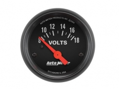 Manómetro Voltímetro Autometer 52mm 18V