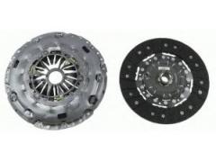 Kit Emb. reforçado (+30%) Sachs Mitsubishi Pajero II 2.5 TD