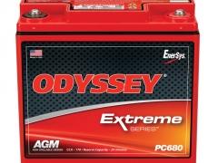 Bateria Alta Performance 25 Odyssey