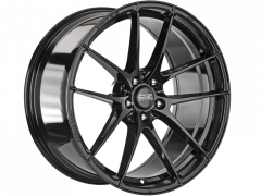 OZ LEGGERA HLT 18x8 Gloss Black