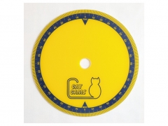 Disco Graduado CAT CAMS 20,5 cm