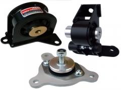 Kit Apoios Motor/Caixa Vibra technics Honda Civic EP3 (01-05)