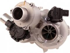 Turbo p/ VW Golf VII 2.0 R +500HP
