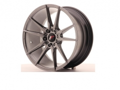 Japan Racing JR21 18x8,5/9,5 Hyper Black/Bronze/Preto/Prata