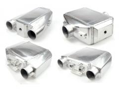 Intercooler Refrigerado Ar/Água