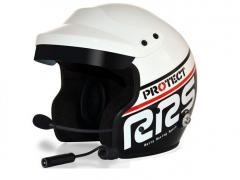 Capacete RRS Protect Jet FIA 2021 Kit Micro / HP Stilo® WRC