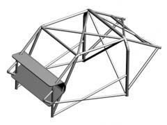 Rollbar OMP Mini Cooper S R50,52R53 (Roll cage) RAC