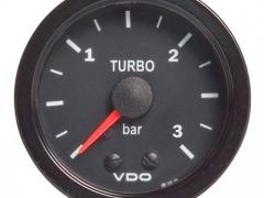Manómetro Pressão Turbo VDO 3 bar