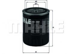 Filtro Óleo MAHLE 1.9 TDI VP/ PD 90/110 cv