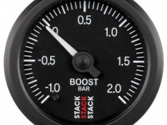 Manómetro Pressão Turbo - Stack