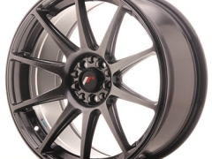 Japan Racing JR11 18x8,5/9,5 Dark Hyper Black/Preto/Bronze/Branco