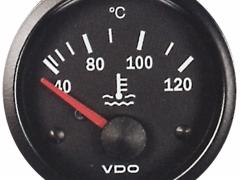 Manómetro Temp. Água VDO 40ºC – 120ºC