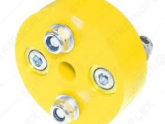 Casquilho Flexível Coluna Direção Bmw e36/46 Strongflex