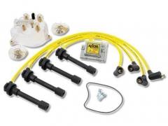 Kit ACCEL C/Carburador/Cabos Acura/Honda 1992-02 W/VTEC