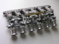 ITB BMW 325i E36, 525i E34 2,5 24V 190cv M50B25
