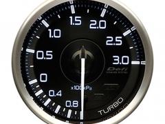 Manómetro Pressão Turbo 60mm - Pico - Defi (3bar)
