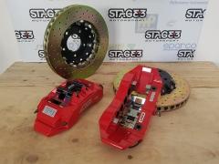 Kit Travagem Completo D2-Racing 8 Pistões Bmw E60