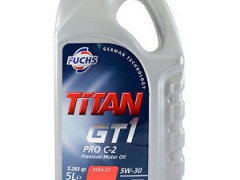 Óleo Motor FUCHS TITAN GT 1 PRO C-2 SAE 5W-30 5L