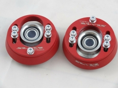 Camber Plates Ajustáveis p/ Vw Golf II / III / Seat Ibiza 6K (-15mm)