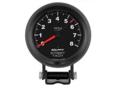 Manómetro Conta Rotações Autometer  8000 RPM (95MM)