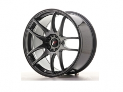 Japan Racing JR31 15x7,5J Preto/Dourado