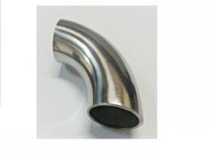 Curva Inox 90 º 76mm