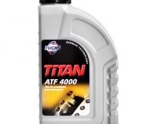 Óleo caixa velocidades/direcção Fuchs Titan ATF 4000