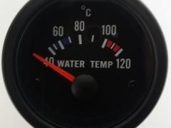 Manómetro Mecânico de Temperatura de Água Auto Gauge 40ºC – 120ºC