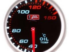 Manómetro Mecânico de Temperatura do Óleo Auto Gauge