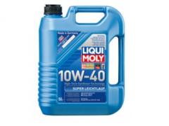 Óleo Motor Liqui Moly Super Leichtlauf 10W40 (5L)