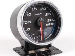 Manómetro Eléctrico Pressão turbo com aviso de pico Defi (3bar)
